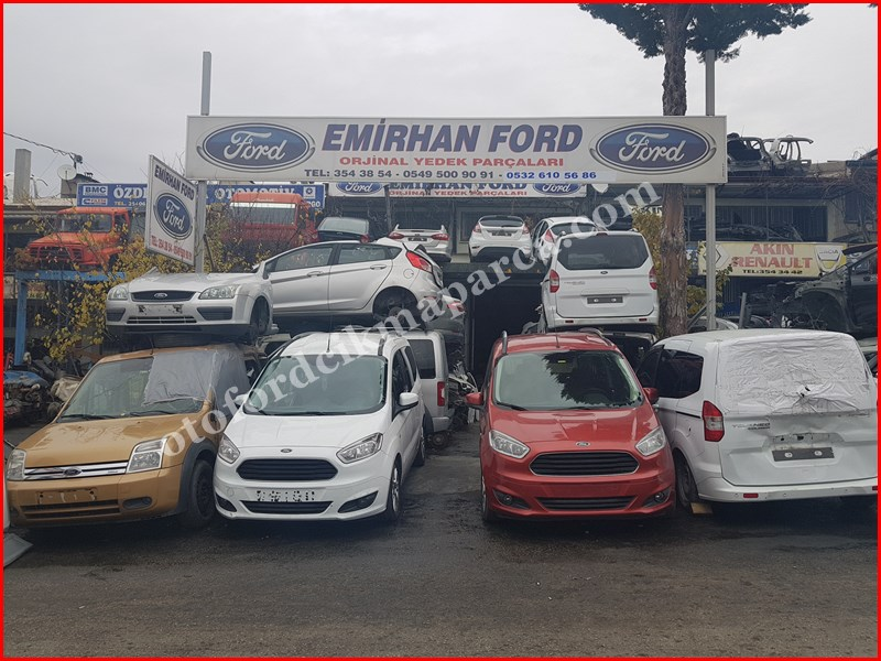 Ford Courier Cikma Parca Ford Courier Cikma Yedek Parca